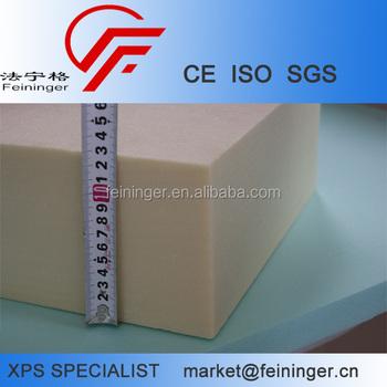 how to cut styrofoam insulation board