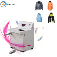 Factory price goose down filling machine and cosmetic honey filling machine