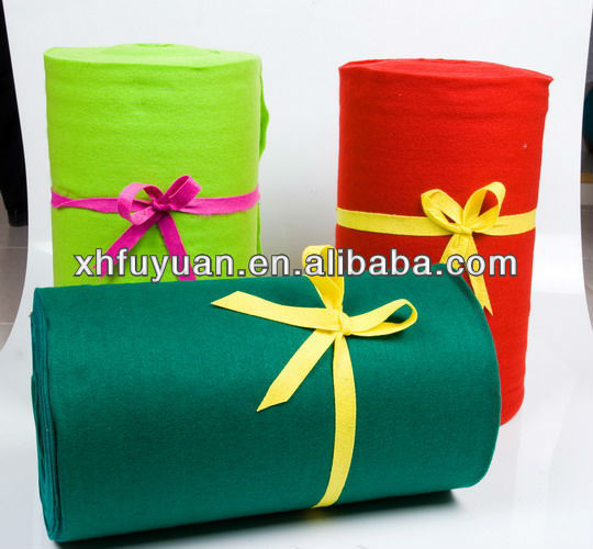 various color soft non woven fabric material rolls