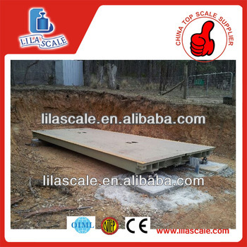 LION series truck scale weighbridges weight scales 6U beams 50T