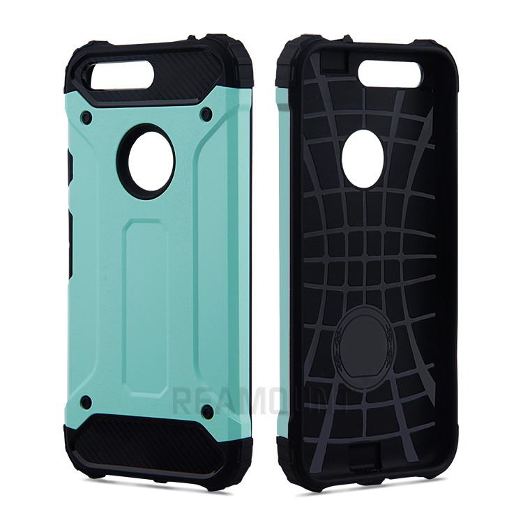 2 In 1 Shockproof Hard Tough Rubber Dual Layer Armor Mobile Phone Case For Google Pixel &Amp; Google Pixel XL Case