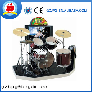 fancy new arrival coin operated jazz drum game machine for sale coin operated game machine buy. Black Bedroom Furniture Sets. Home Design Ideas