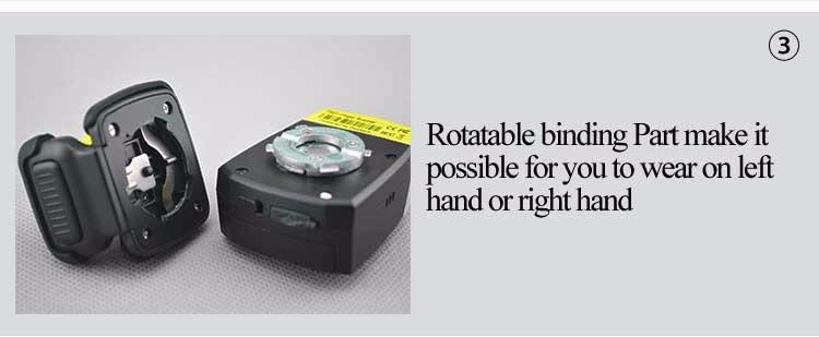 चीन निर्माता वितरण केंद्र पीडीए एंड्रॉयड लेजर उंगली ब्लूटूथ स्कैनर बारकोड