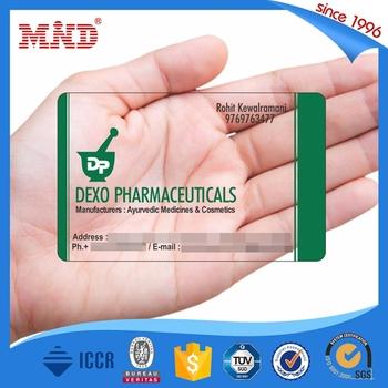 Mdc750 pvcplastic transparent business cardrfid transparent mdc750 pvcplastic transparent business cardrfid transparent business cards colourmoves