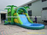 jumping castles inflatable water slide