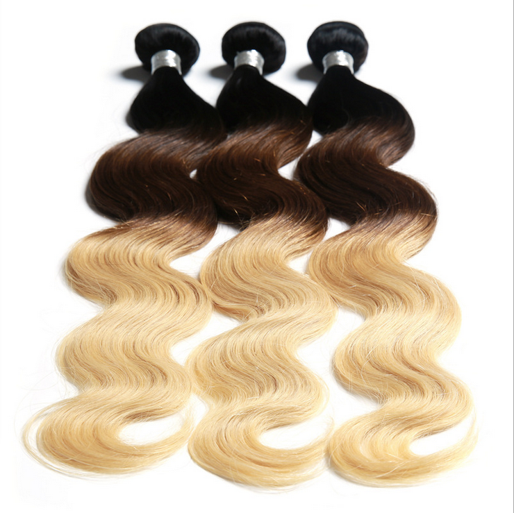 Brazilian Straight / Curly Wavy Hair Weaving Non Remy Hair Bundles Afro Kinky Curl Human Hair Weave Weft Bundles Extensions, N/a