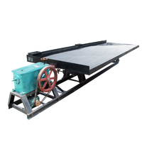 high performance e-waste recycling shaking table shaker table for sale