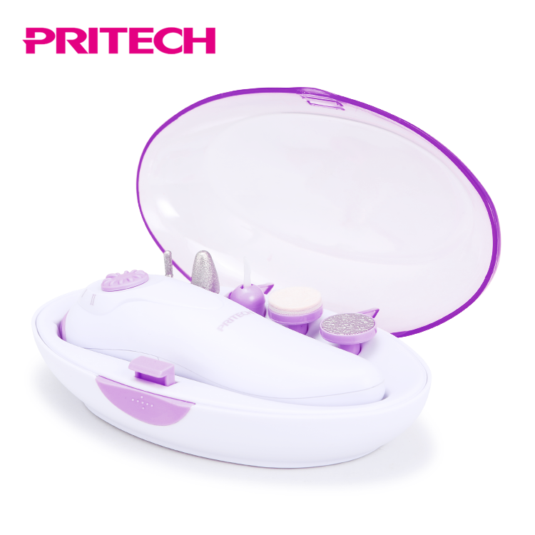 PRITECH Professional Electric Manicure Pedicure Set With Features Smart Light