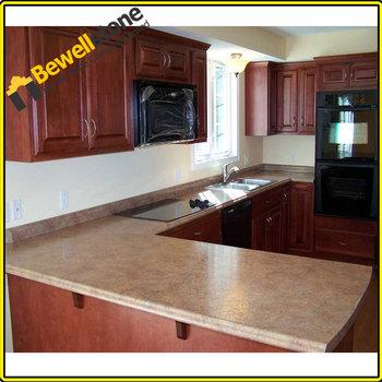 To Precut Kitchen Countertop - Buy Precut Kitchen Countertop,Precut ...