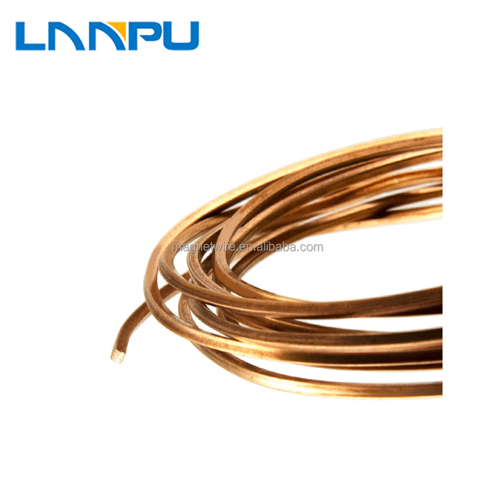 Enameled Awg Colored 8 Gauge Aluminum Wire Buy To Copper Wiring Wireenameled Flat Product On