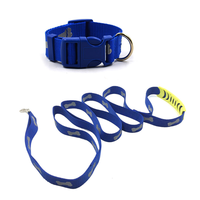 Cheap Price Safety Nylon Reflective Pet Collar And Leash