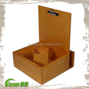 Wooden Menu HolderTable Stand Menu HolderRestaurant Table Menu - Table menu holders for restaurants