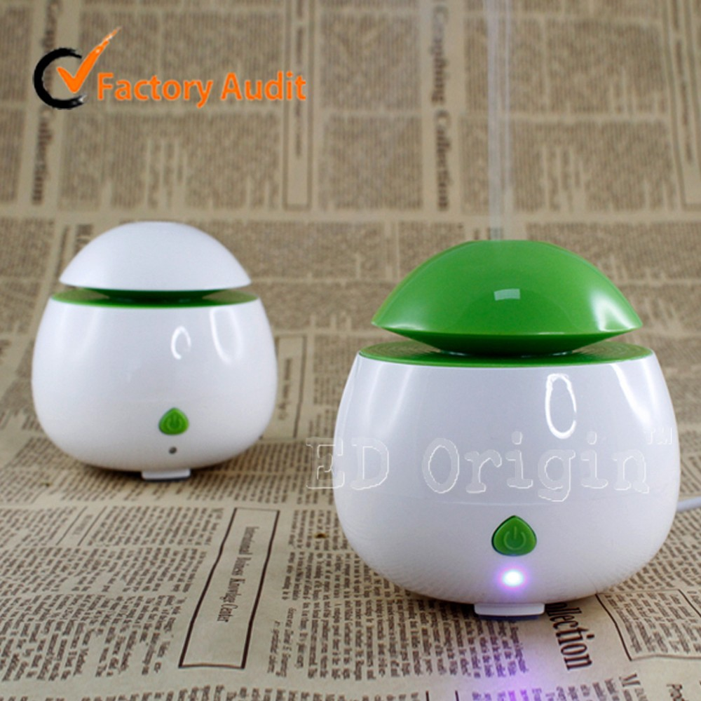 Elegant Shape Low Power Diffuser / Office Aroma System / Classic Ultrasonic Nebulizing Diffuser