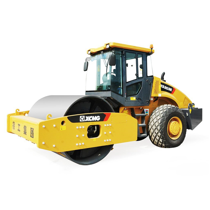 XCMG Mini Road Roller Compactor Road Roller Price XS203J for Sale