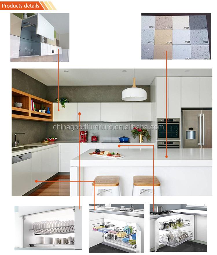Barato Al Por Mayor Fábrica De China Diseño Moderno Cocina Muebles Armario  - Buy Gabinete De Cocina Modular Muebles De Cocina,Cocina Modular Armario  ...