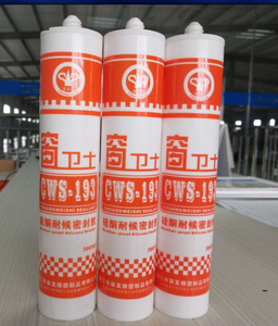 High Quality Rubber Adhesive Ge Rtv Gel Silicone Sealant