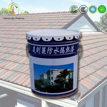 Heat insulation reflective waterproof spray roof paint