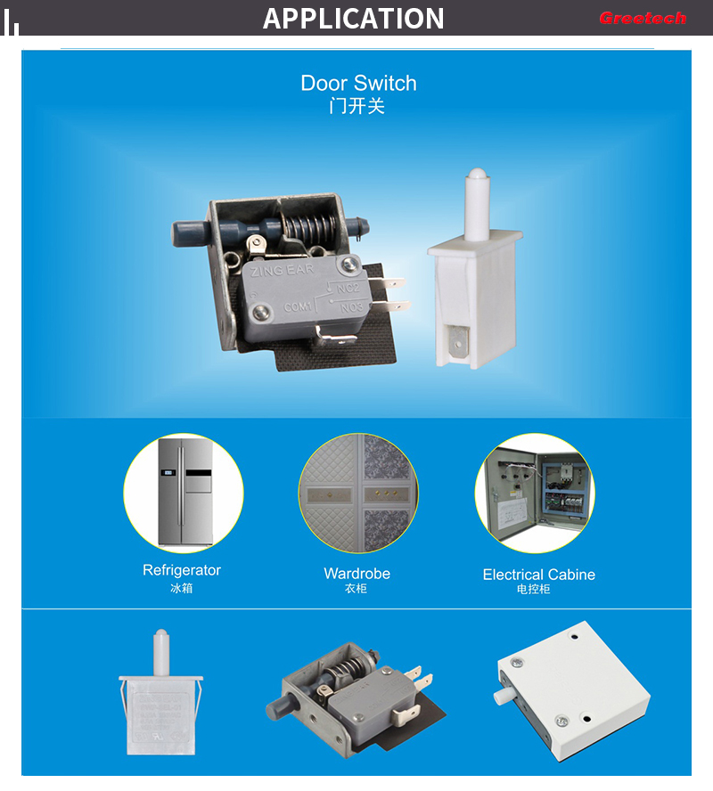 2019 Hot Sale The Best Quality Low Voltage defond switches for Door Application