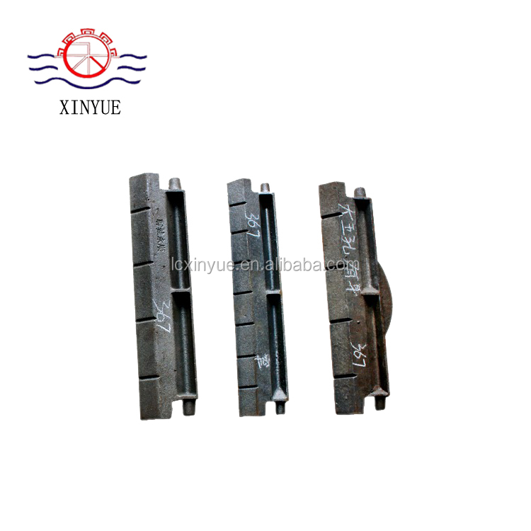 1-20T/h coal fired boiler travelling grate parts