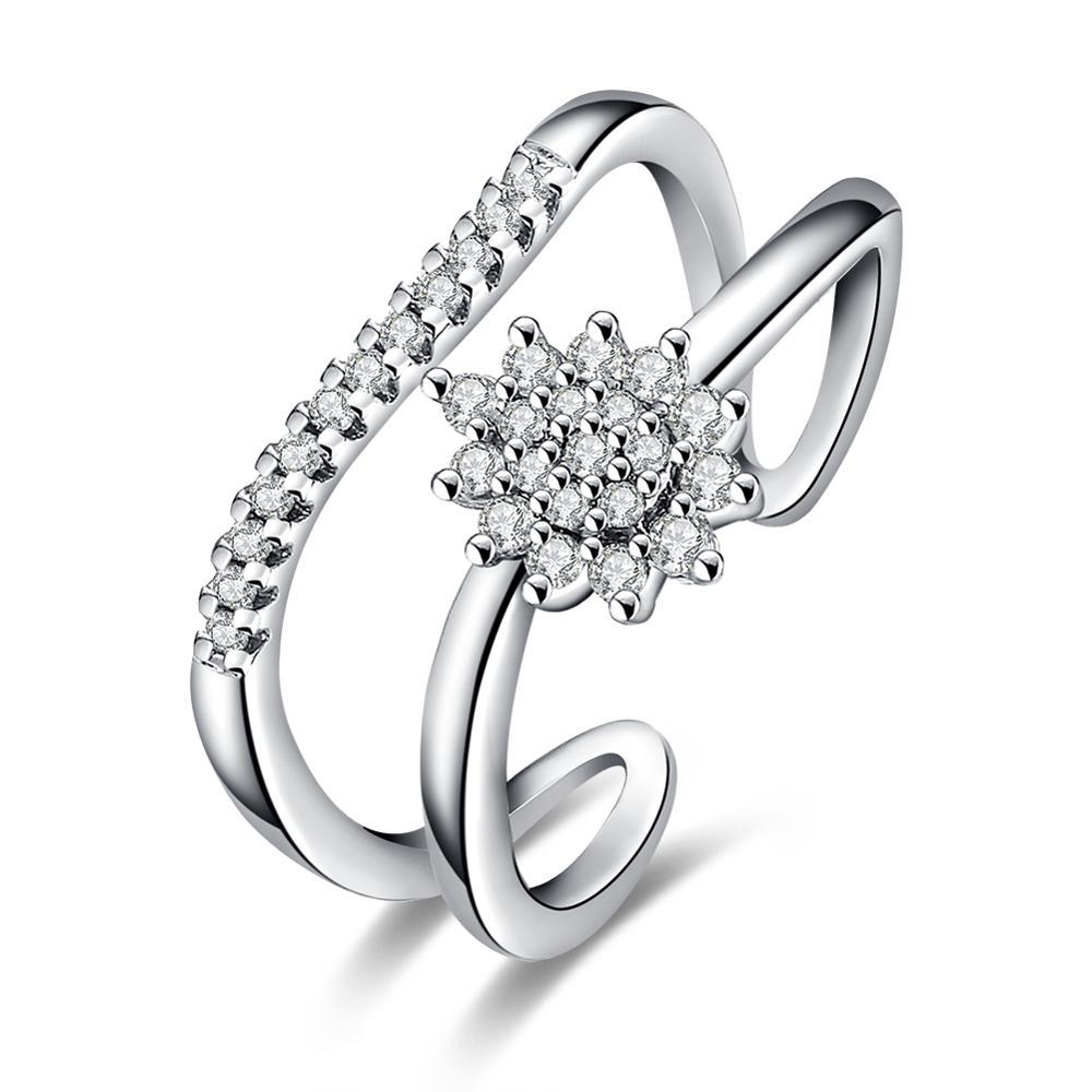 Sólido de plata esterlina 925 Anillo del dedo del pie//Midi Multi Diseño De Onda Nueva Inc Bolsa De Regalo