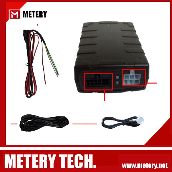 Vehicle Fuel Tank Ultrasonic Level Monitoring Meter Sensor MT100LF