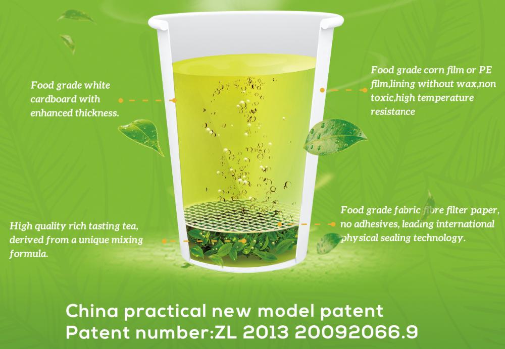 Gift Package Oolong Ginseng Tea for Fast Detox - 4uTea | 4uTea.com