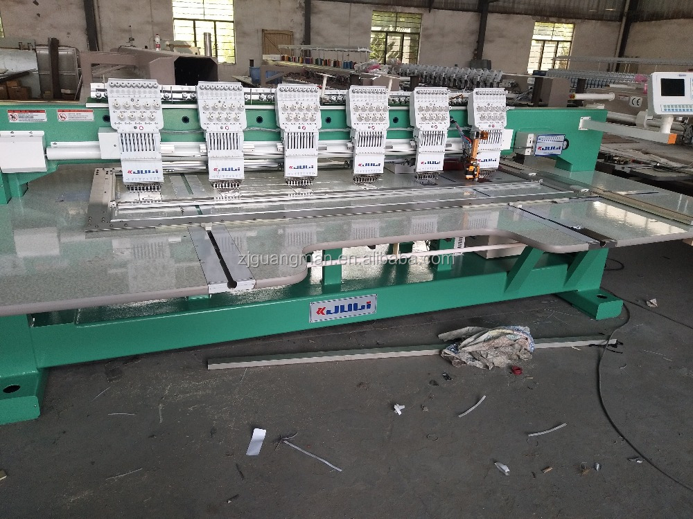 HYE-FL-G 906/360*410*680 flat embroidery machine