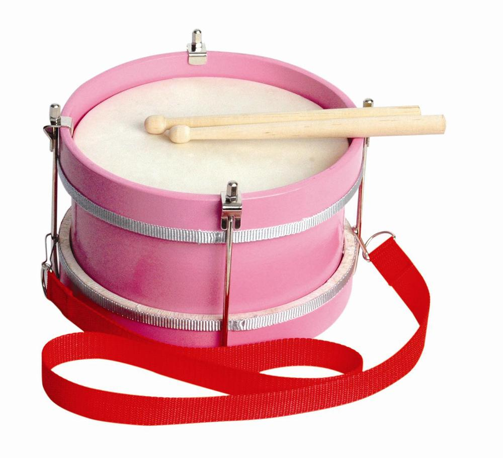 Fashion gift for baby/children  Musical custom wooden marching snare drum