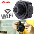 AMKOV JQ 1 Wifi Digital Camera Camcorder Mini Selfie Lens style 20MP 5X Optical 4X digital