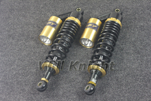 400mm 15 3/4'' Universal Fitment RFY Air Gas Shock Absorber for Dirtbik Motorcycles Quad