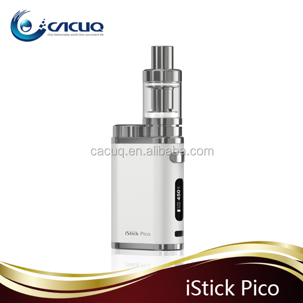 Alibaba China Hot sale items in stock iEleaf iStick Pico Kit with iEleaf Melo 3 mini Atomizer for large purchasement