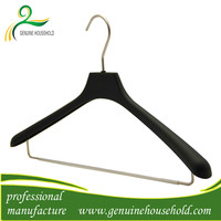 factory price rubber coated plastic / shirt / pants hanger for drying clothes