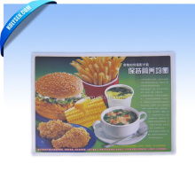 Custom printed food grade burger tray liners