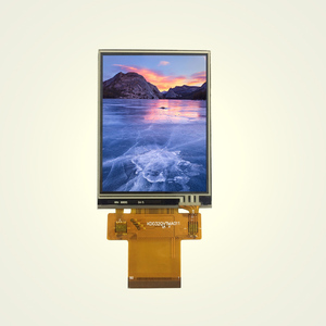 LCD TFT 3 2 inch LCD display screen 240*320 ST7789V MCU 3/4SPI+16/18 bit  RGB interface TFT LCD module with touch panel