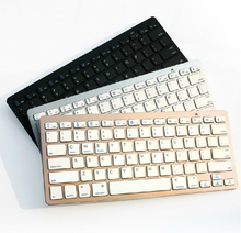 Shenzhen China Computer Peripheral OEM/ODM Latest Model Mini Slim Wireless Bluetooth Keyboard