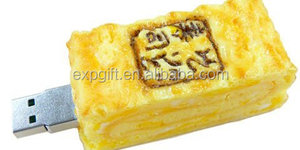 Biscuit USB Flash Drive / Pastry USB Flash Drive / Sandwich Cookie USB Flash Drive