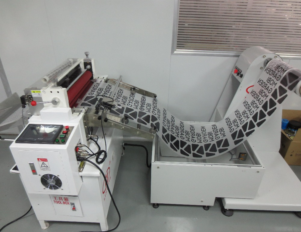 Roll to Sheet Cut Machine