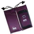 Microfiber Hot Sale Microfiber Cell Phone Pouch