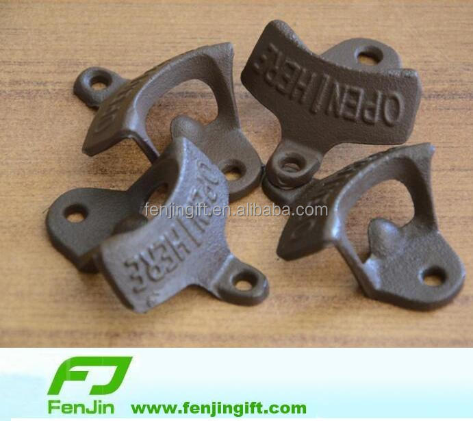 small quantity available good quality metal wall bottle opener