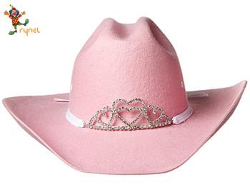 0f312ff43ed Pgh2183 Kids Woody Children Girl Princess Cowboy Hat - Buy Kids ...