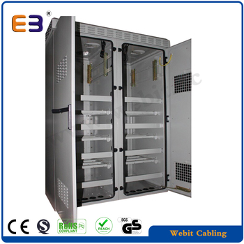 Ac/heat Exchanger+double Wall+19\'\' Installation+cabling Equipments ...