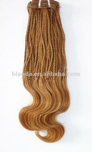 brazilian hair weaving with Small plait