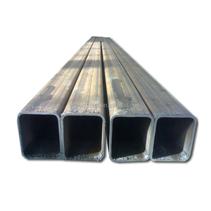 Alibaba stock price hollow section 50x50 steel square pipe