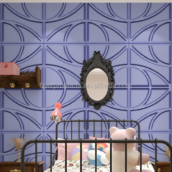 hot selling interior decoration 3 d wall panels
