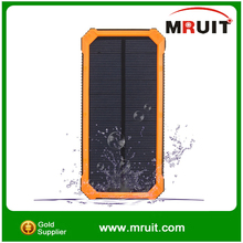 Portable Solar Power Bank 15000mah High Capacity Power Bank, Battery Charger for Mobile Phone /Pad/Camera