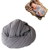 Newborn Baby Photo Props Blanket Stretch Without Wrinkle Wrap Swaddle for Boys Girls Photography Shoot