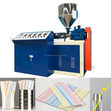 PE PP plastic drink straw cutting machine for drinking straw making machine
