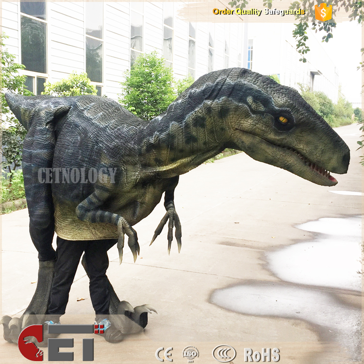 CET-N436 Cetnology Animal Cosplay Adult walking dinosaur costume for jurassic park