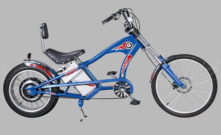 Electric Chopper Bike,20''-24'',Cool Style