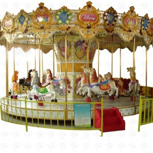 2018 new amusement park rides carousel for sale, carousel horses, carousel